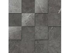 Мозаика Italon Charme Evo Floor Antracite Mosaico 3D 30x30 см