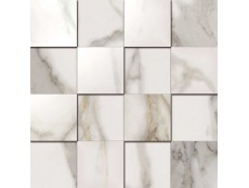 Мозаика Italon Charme Evo Floor Calacatta Mosaico 3D 30x30 см