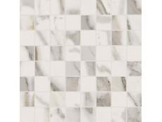 Мозаика Italon Charme Evo Floor Calacatta Mosaico Lux 29,2x29,2 см