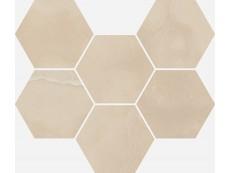 Мозаика Italon Charme Evo Floor Onyx Mosaico Hexagon 25x29 см