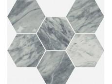 Мозаика Italon Charme Extra Floor Atlantic Mosaico Hexagon 25x29 см