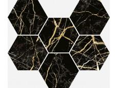 Мозаика Italon Charme Extra Floor Laurent Mosaico Hexagon 25x29 см