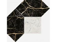 Мозаика Italon Charme Extra Floor Laurent Mosaico Polygon 28,5x21 см