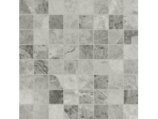 Мозаика Italon Charme Extra Floor Silver Mosaico Lux 29,2x29,2 см