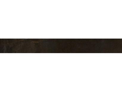 Бордюр Italon Charme Floor Black Listello Lux 7,2x59 см