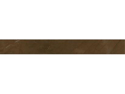 Бордюр Italon Charme Floor Bronze Listello Lap 7,2x60 см