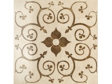 Декор Italon Charme Floor Cream Inserto Bouquet Lap/Ret 60x60 см