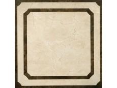 Декор Italon Charme Floor Cream Inserto Frame Lap/Ret 60x60 см