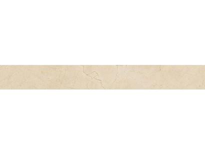 Бордюр Italon Charme Floor Cream Listello Lap 7,2x60 см