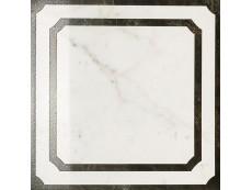 Декор Italon Charme Floor Pearl Inserto Frame Lap/Ret 60x60 см