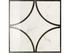 Декор Italon Charme Floor Pearl Inserto Loop Lap/Ret 60x60 см