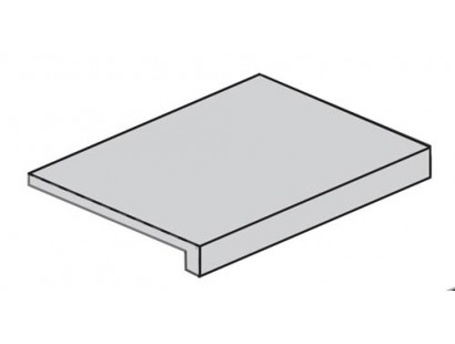 Ступень фронтальная Italon Charme Floor Scalino Nat 33x60 см