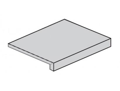 Ступень угловая правая Italon Charme Floor Scalino Ang. DX Nat 33x60 см