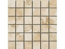 Мозаика Italon Natural Life Stone Ivory Mosaico 30x30 см