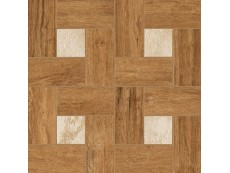 Декор Italon Natural Life Wood Honey Inserto Glamour 45x45 см