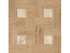 Декор Italon Natural Life Wood Olive Inserto Glamour 45x45 см