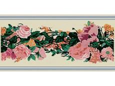 Декор Petracers Grand Elegance Garland su Panna A 10x20 см