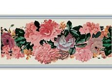Декор Petracers Grand Elegance Garland su Panna B 10x20 см