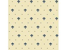 Плитка Petracers Grand Elegance Giglio Blu su Crema 20x20 см