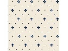 Плитка Petracers Grand Elegance Giglio Blu su Panna 20x20 см