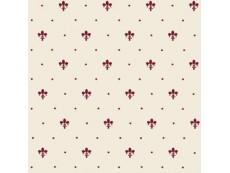 Плитка Petracers Grand Elegance Giglio Bordeaux su Panna 20x20 см