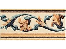Декор Petracers Grand Elegance Giglio Policromo su Crema 10x20 см