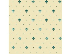 Плитка Petracers Grand Elegance Giglio Verde su Crema 20x20 см