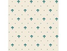 Плитка Petracers Grand Elegance Giglio Verde su Panna 20x20 см