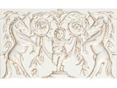 Декор Petracers Grand Elegance Unicorni Panna A 12,5x20 см