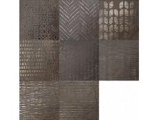 Декор Serenissima Costruire Lamiera Mix Ruggine 25x25 см