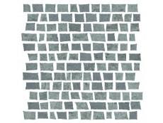 Мозаика Serenissima Costruire Random Metallo Titanio 30x30 см