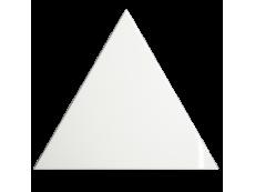 Плитка ZYX Evoke Triangle Layer White Glossy 15x17 см