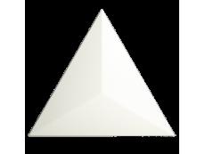 Плитка ZYX Evoke Triangle Level White Matt 15x17 см