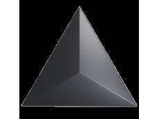 Плитка ZYX Evoke Triangle Level Black Matt 15x17 см