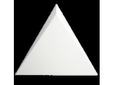 Плитка ZYX Evoke Triangle Cascade White Glossy 15x17 см