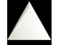 Плитка ZYX Evoke Triangle Cascade White Matt 15x17 см