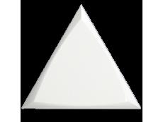Плитка ZYX Evoke Triangle Channel White Glossy 15x17 см