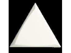 Плитка ZYX Evoke Triangle Channel White Matt 15x17 см