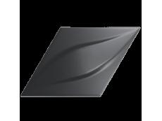 Плитка ZYX Evoke Diamond Blend Black Matt 15x25,9 см