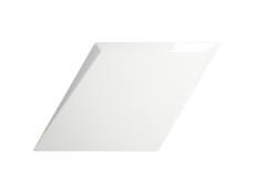 Плитка ZYX Evoke Diamond Drop White Glossy 15x25,9 см