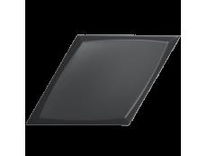 Плитка ZYX Evoke Diamond Zoom Black Matt 15x25,9 см