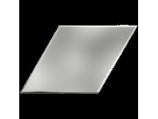 Плитка ZYX Evoke Diamond Area Silver Glossy 15x25,9 см