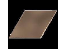 Плитка ZYX Evoke Diamond Area Copper Glossy 15x25,9 см