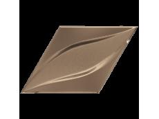 Плитка ZYX Evoke Diamond Blend Copper Laser Glossy 15x25,9 см