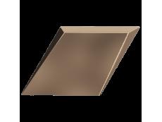 Плитка ZYX Evoke Diamond Drop Copper Glossy 15x25,9 см