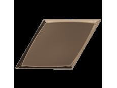 Плитка ZYX Evoke Diamond Zoom Copper Glossy 15x25,9 см