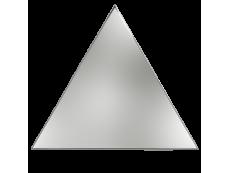 Плитка ZYX Evoke Triangle Layer Silver Glossy 15x17 см