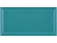 Плитка ZYX Metropolitan Boulevard Winter Turquoise 10x20 см