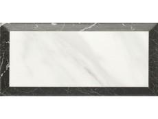 Плитка ZYX Metropolitan Museum White 10x20 см