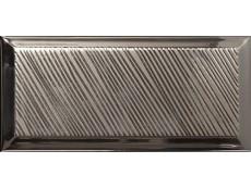 Плитка ZYX Metropolitan Arts Silverbright 10x20 см